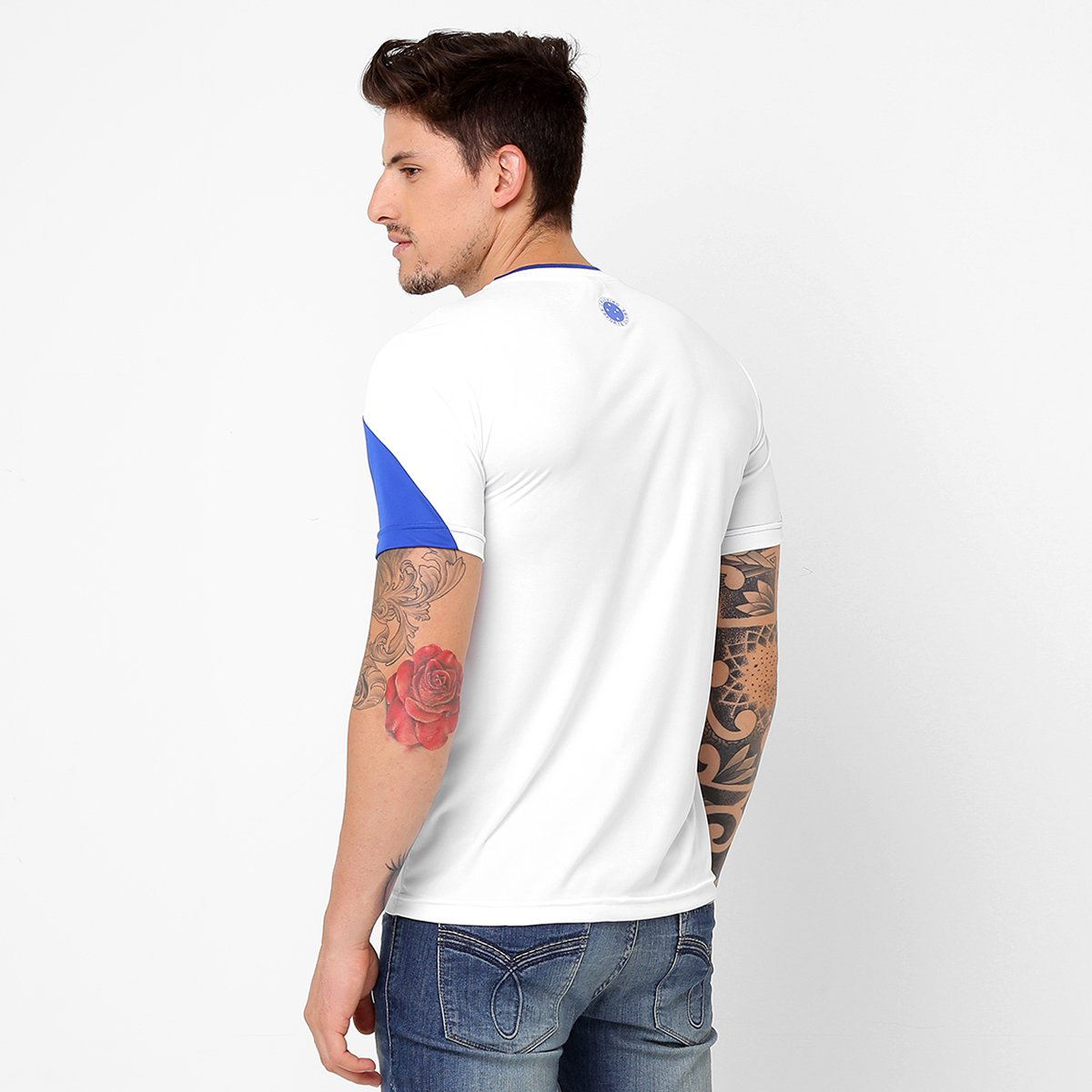 c30601e4f2 Camiseta Cruzeiro Heels  Camiseta Cruzeiro Heels ...