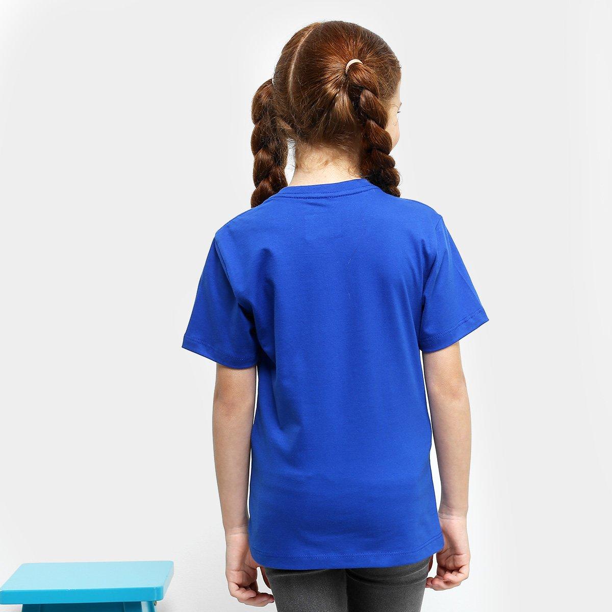 Infantil Cabuloso Azul Cruzeiro Camiseta Cruzeiro Azul Cabuloso Camiseta Infantil 6WHUUa
