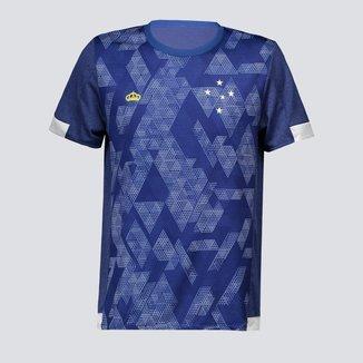 Camiseta Cruzeiro Nordic Juvenil Masculina