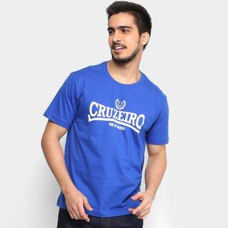Camiseta Cruzeiro Time de tradição Masculina