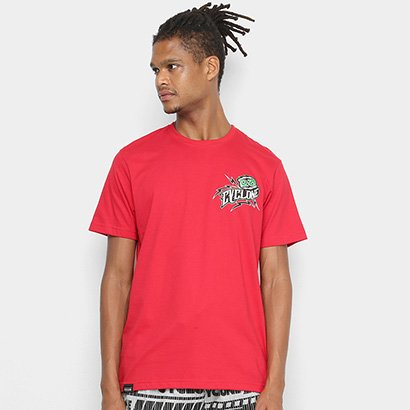 Camiseta Cyclone Jump Metal Masculina - Masculino