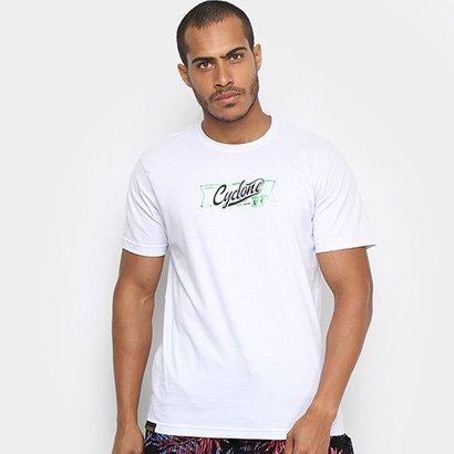 Camiseta Cyclone Loc Sansy Metal Masculina - Masculino