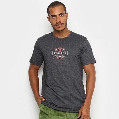 Camiseta Cyclone Scribble Metal Masculina - Masculino