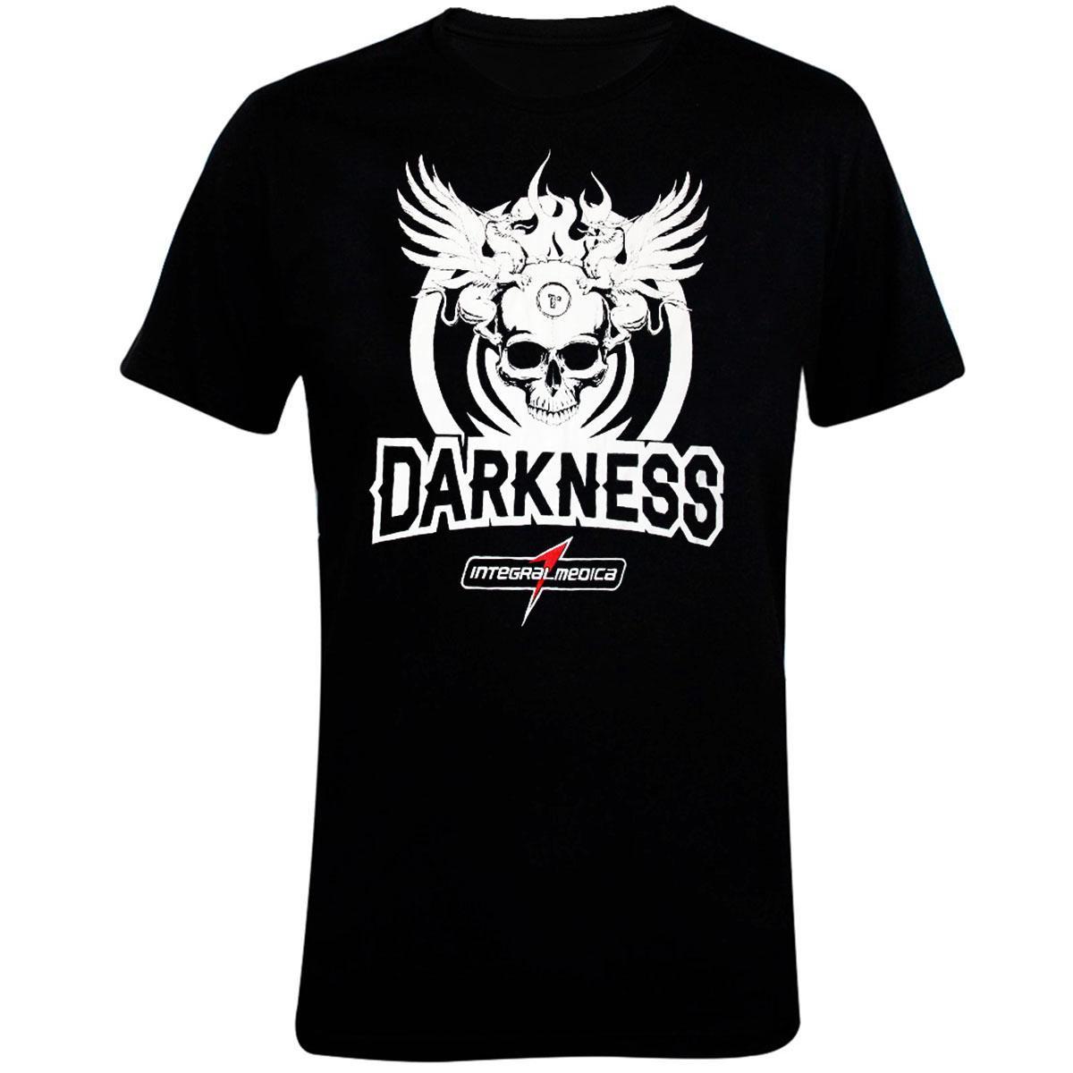 822acb8436 Camiseta Darkness Integralmedica - Compre Agora