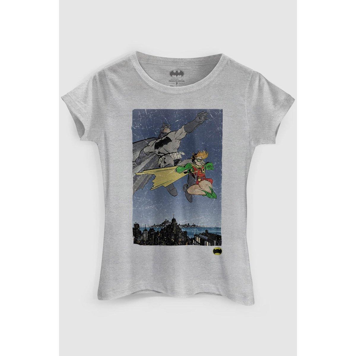 bandUP Robin Cinza Batman Camiseta e DC Comics Batman Comics bandUP DC Camiseta Robin Cinza e Camiseta 4xCBgAqCw