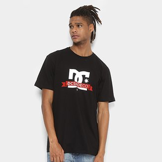 Camiseta DC Shoes Gordmans Masculina