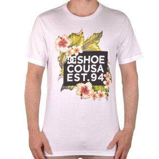 Camiseta Dc Shoes Tubular Masculina