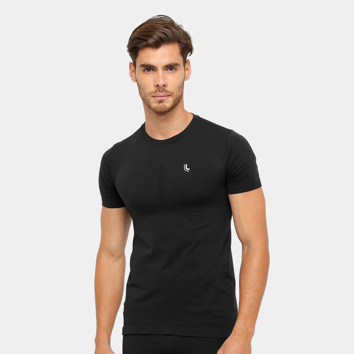 71ea64f1adb05 Camiseta de Compressão Lupo Sport I-Power - Preto - Compre Agora ...