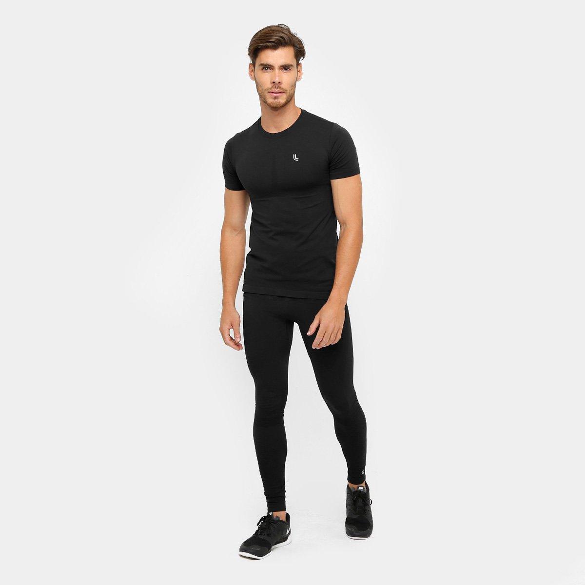 Camiseta de Compressão Lupo Sport I-Power - Preto - Compre Agora ... a4b3dfe9b31c6