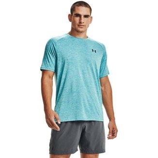 Camiseta de Treino Masculina Under Armour Tech 2.0 SS