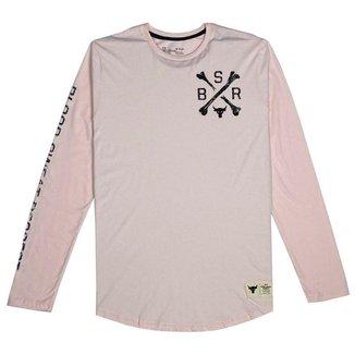 Camiseta de Treino Project Rock BSR - Under Armour
