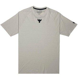 Camiseta de Treino Project Rock Mini Logo - Under