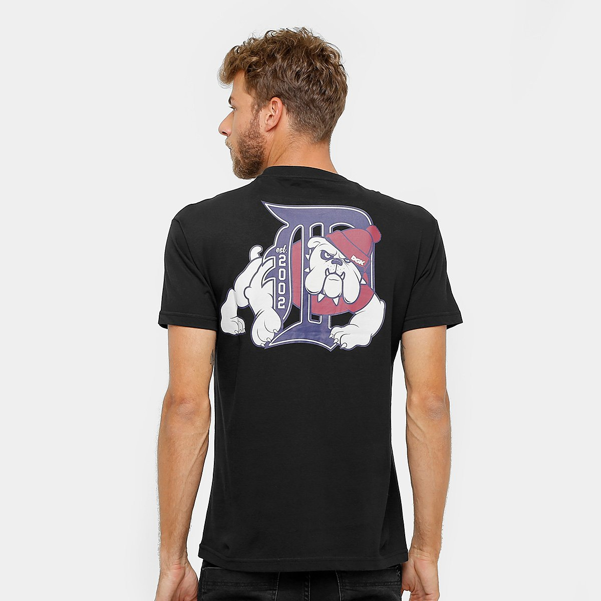 Camiseta DGK Bully I Masculina - Preto - Compre Agora  f4b03932261b4