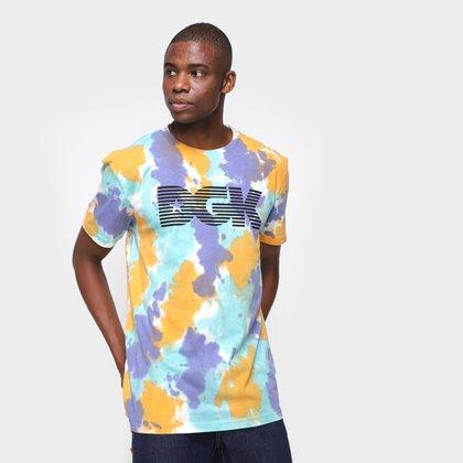 Camiseta DGK Levels Tie Dye Masculina