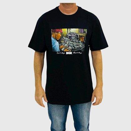 Camiseta DGK Math Masculina