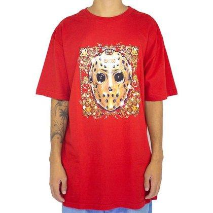 Camiseta Dgk Royalty Red PTM2210