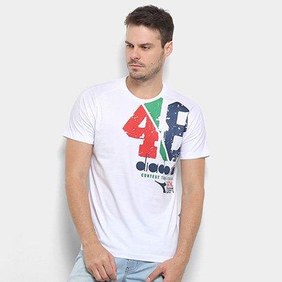 Camisetas Diadora Masculinas Melhores Preços   Netshoes