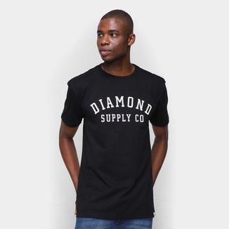Camiseta Diamond Stencil Masculina