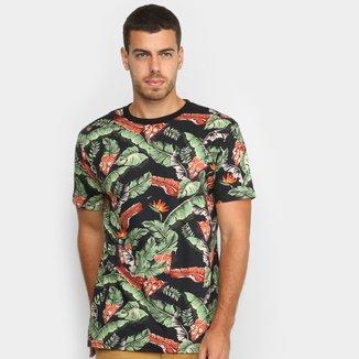 Camiseta Diamond Tropical Paradise A19 Masculina