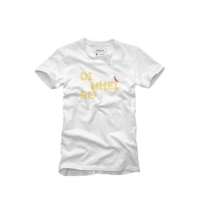 Camiseta Dinheiro Reserva Masculina - Masculino