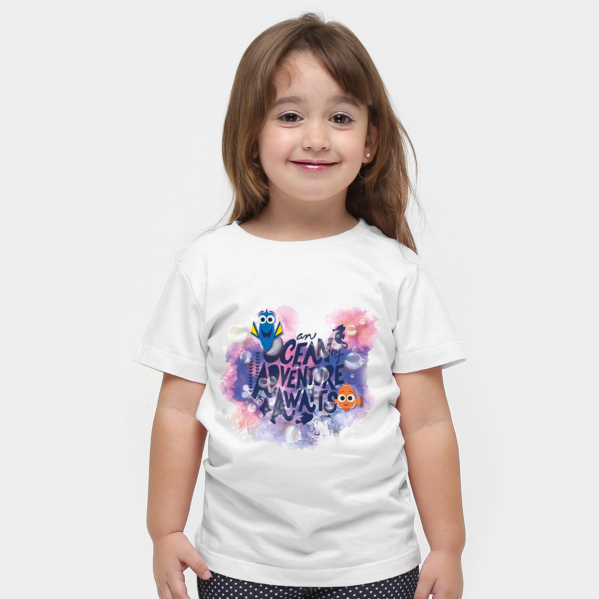 and Infantil Camiseta Camiseta Disney Infantil Dory Disney Friends Friends Dory and Branco qqSOf