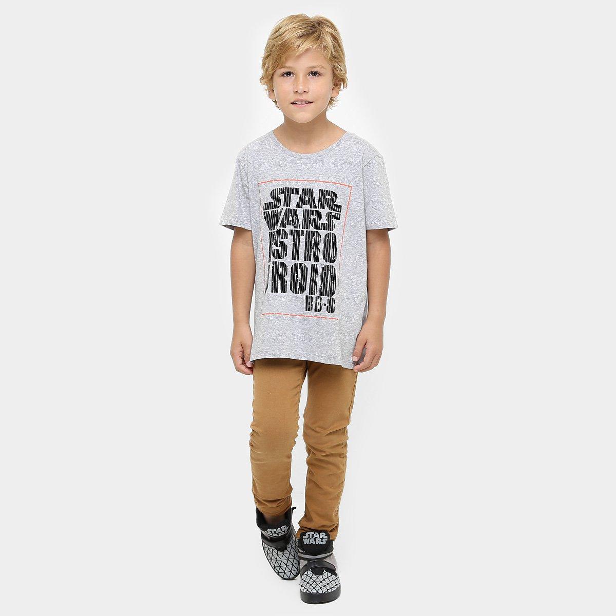Camiseta Mescla Wars Camiseta Wars Camiseta Disney Mescla Disney Infantil Star Star Infantil Disney Star r51qr