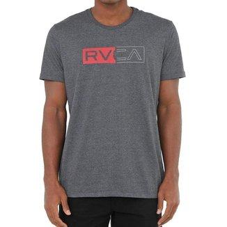 Camiseta Divider RVCA