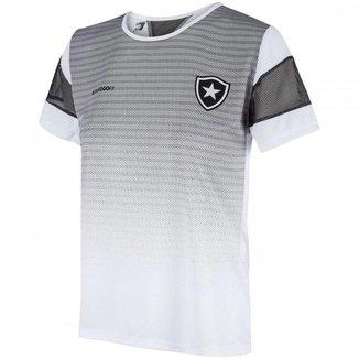 Camiseta do Botafogo Deserve - Feminina Branco G