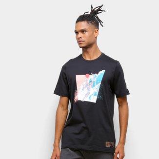 Camiseta Donovan Mitchel Adidas Gu Oly Masculina