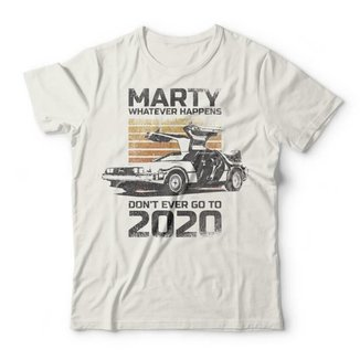 Camiseta Don't Go To 2020