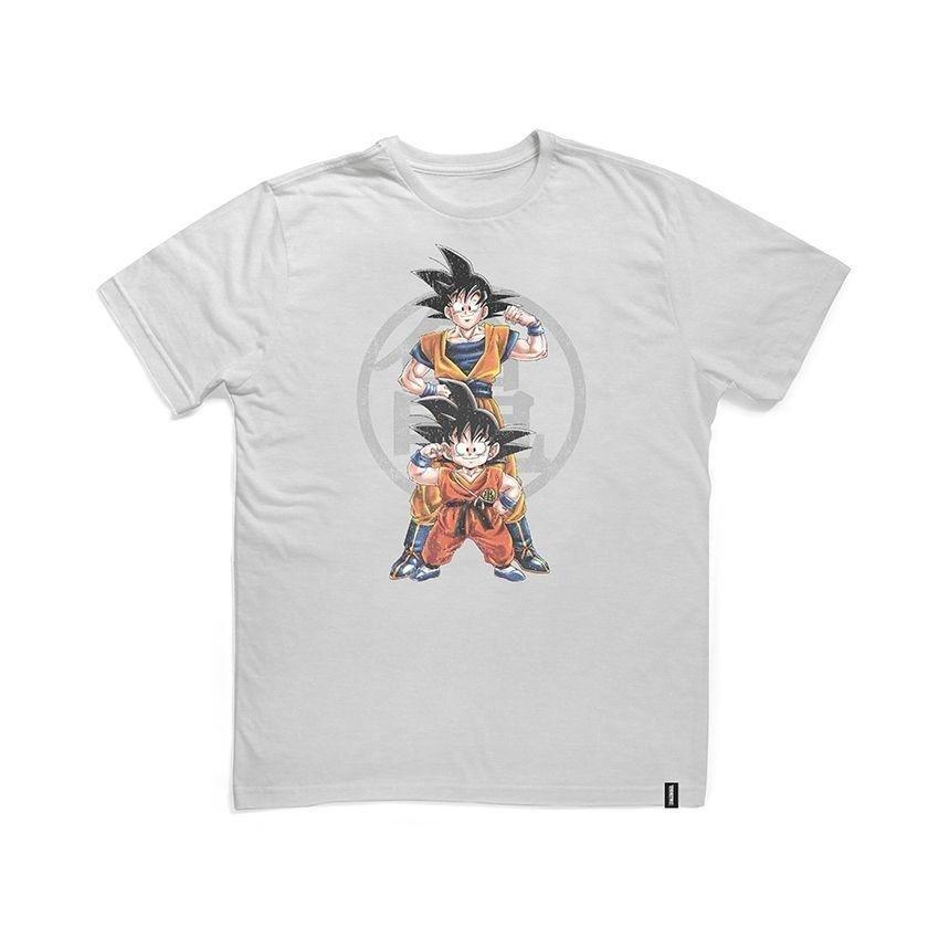 Camiseta Dragon Ball Goku Fases - Compre Agora  618e7eb1547