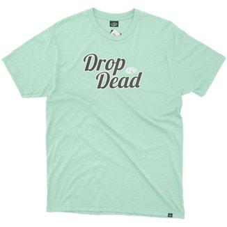 Camiseta Drop Dead Delineate - Masculino