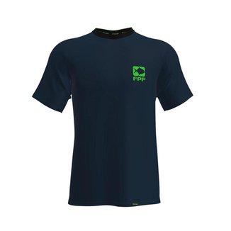 Camiseta Dry Fit Azul  - P