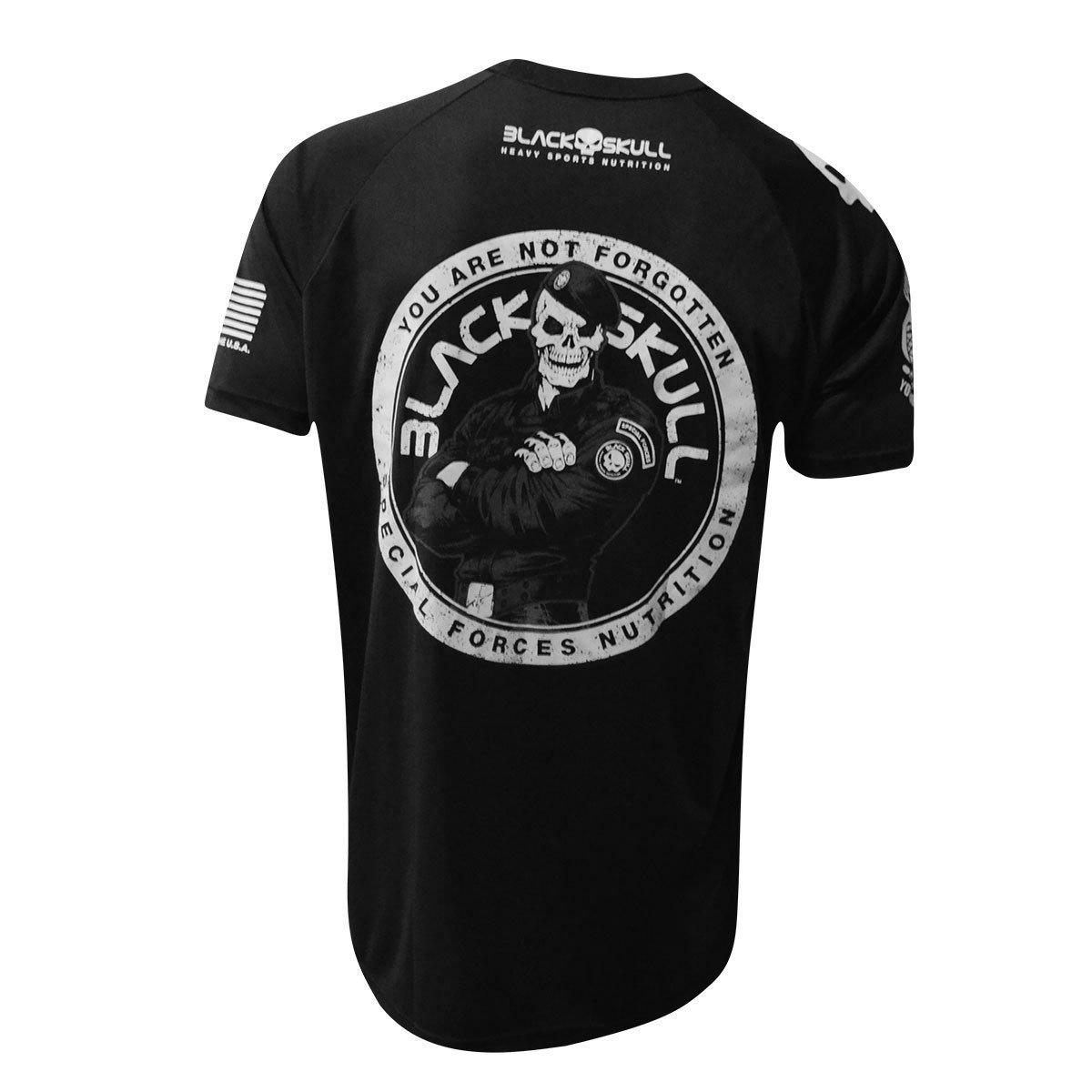 Camiseta Dry Fit Soldado Bope Black Skull Masculina - Compre Agora ... 1d827363b06
