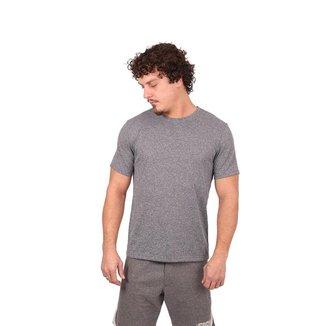 Camiseta Dry Poliamida Masculina Mescla