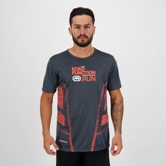 Camiseta Ecko Active 1972 Cinza