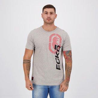 Camiseta Ecko Basic I Cinza Mescla