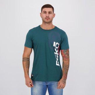 Camiseta Ecko Basic I Verde