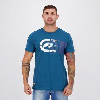 Camiseta Ecko Basic Print II Azul