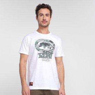 Camiseta Ecko Camo Pixo Masculina