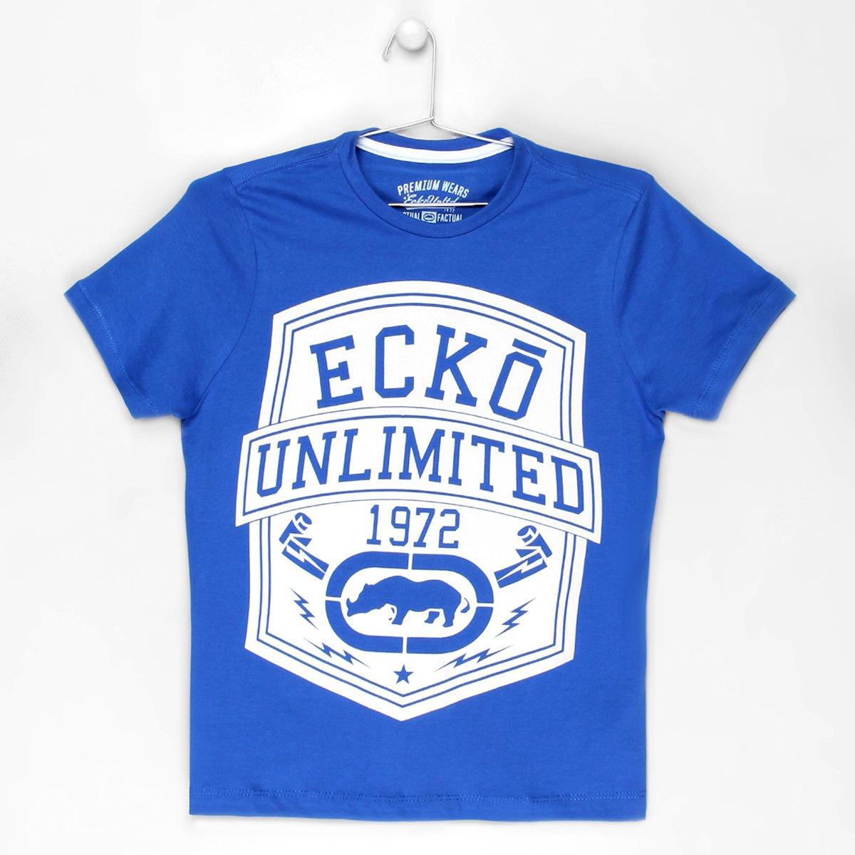 3bb4b6aa920 Camiseta Ecko Especial Infantil - Compre Agora