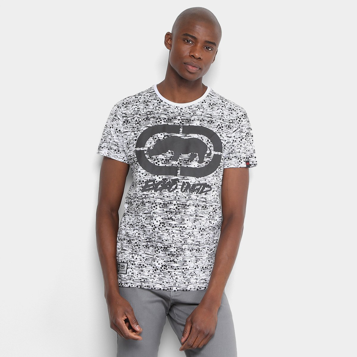 338a793b37e Camiseta Ecko Especial Masculina - Compre Agora