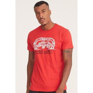 Camiseta Ecko Estampada Masculino