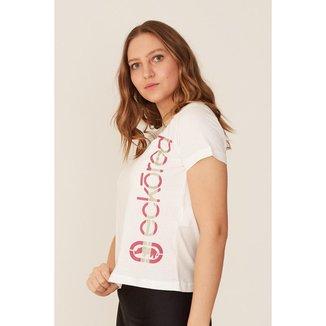 Camiseta Ecko Feminina Estampada Feminino