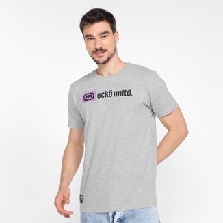 Camiseta Ecko Mini Logo Masculina