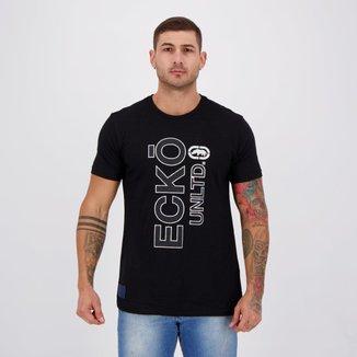 Camiseta Ecko Platinum Trend Preta