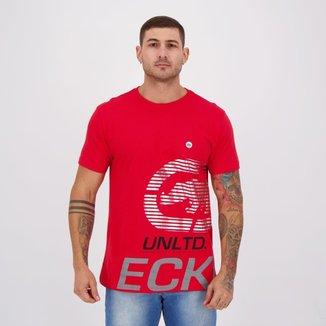 Camiseta Ecko Platinum Vermelha