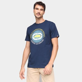 Camiseta Ecko Rhino World Masculina