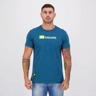 Camiseta Ecko Savana Basic Azul