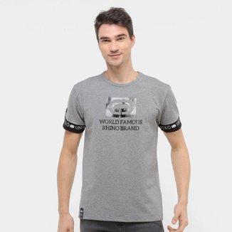 Camiseta Ecko Unltd Rhino Brand Masculina